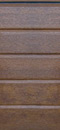 Garagentor-Panel, Farbe - Walnuss Old oak  RIB | Woodgrain